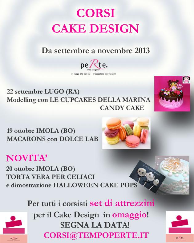peRte time management: CORSI CAKE DESIGN SETTEMBRE-OTTOBRE ...