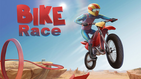 Bike Race Free by Top Free Games. Racing Games iphone applications