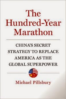 the hundred-year marathon, hundred year marathon, michael pillsbury, china, america, superpower