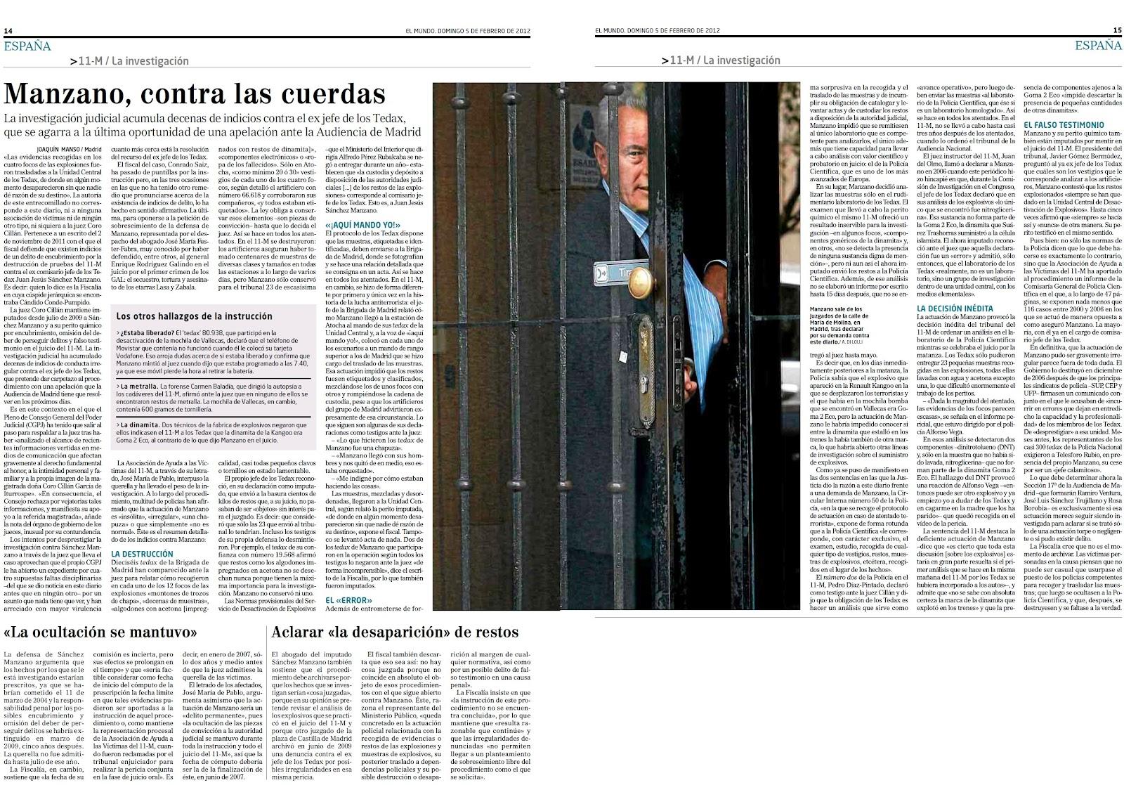 El PSOE no quiso incurrir en el mismo error del fatídico 35 Congreso, por eso eligió al maligno Rubalcaba