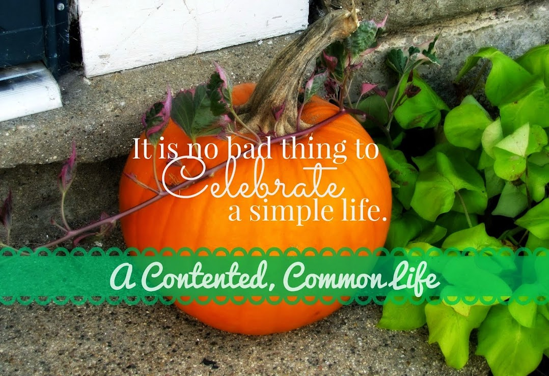 A Contented, Common Life