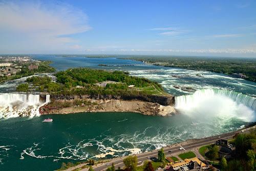 Cataratas do Niágara – EUA e Canadá
