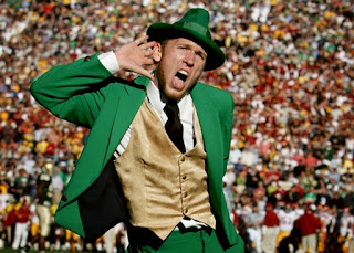 Notre Dame's leprechaun mascot, is it time for a change?