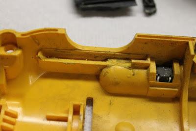 DeWalt DW953 Cordless Drill Shifter Repair
