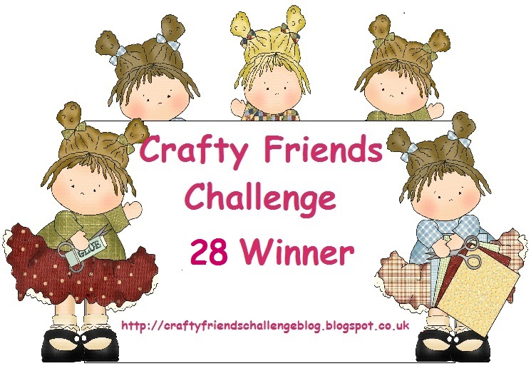Crafty Friends Winner