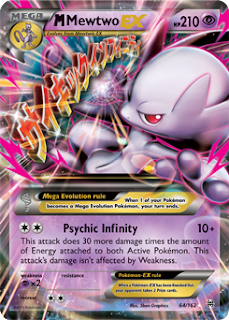 M Mewtwo Y EX BREAKthrough