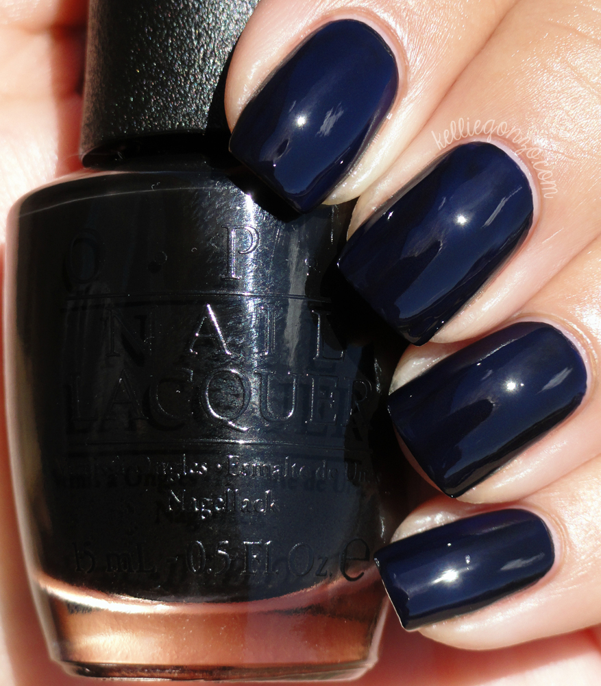 OPI - Who Are You Calling Bossy?!? // kelliegonzo.com