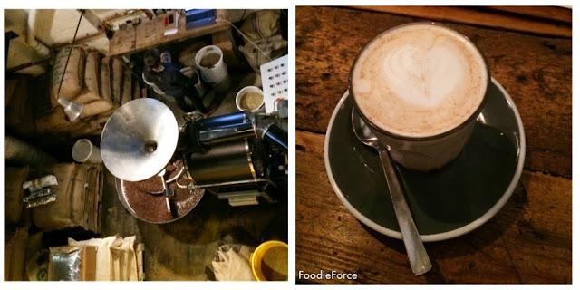 best coffee london