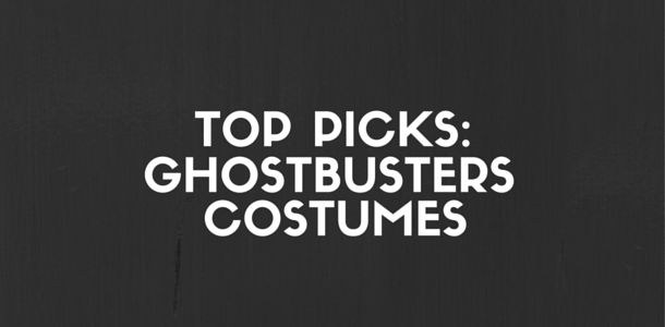 Best Ghostbusters Costumes
