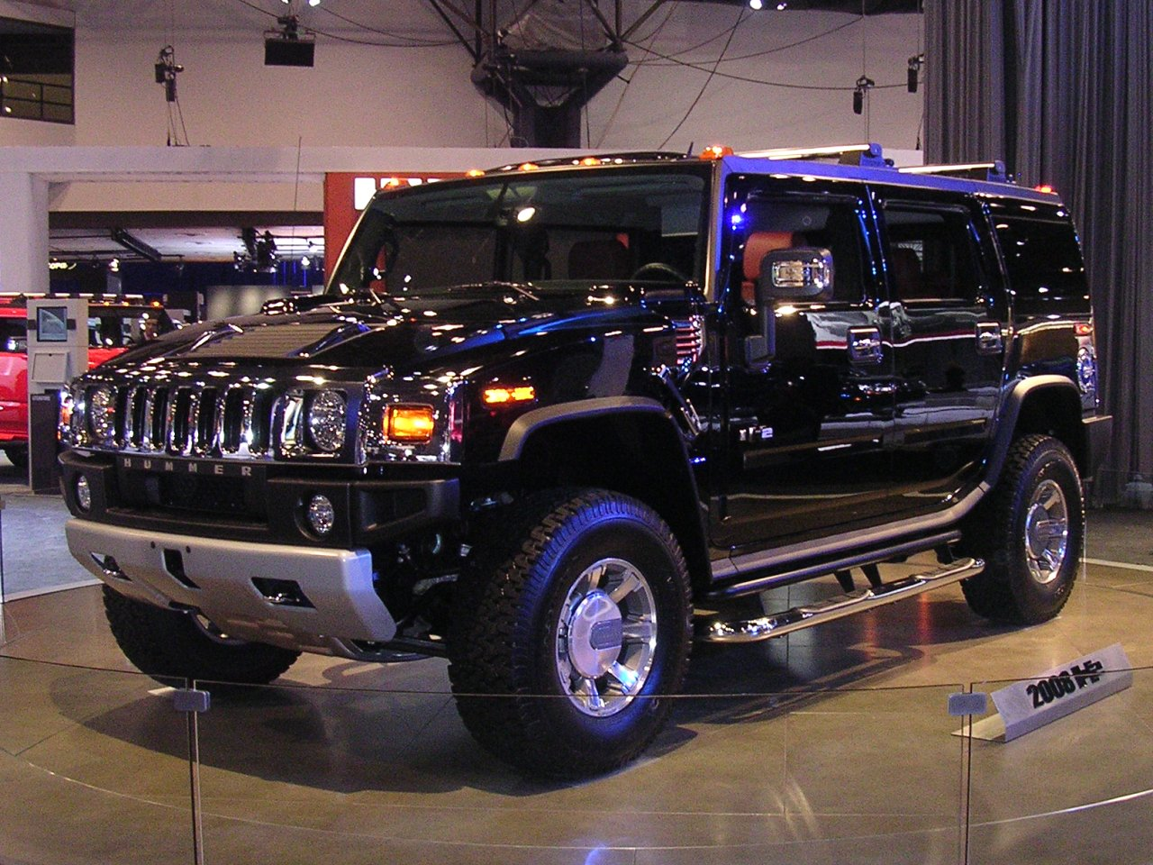 Gas Mileage For A Hummer >> Hummer H2