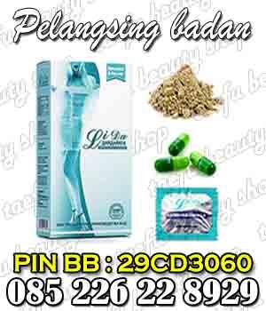 obat pelangsing badan, pelangsing tubuh, pelangsing herbal alami, lida capsule