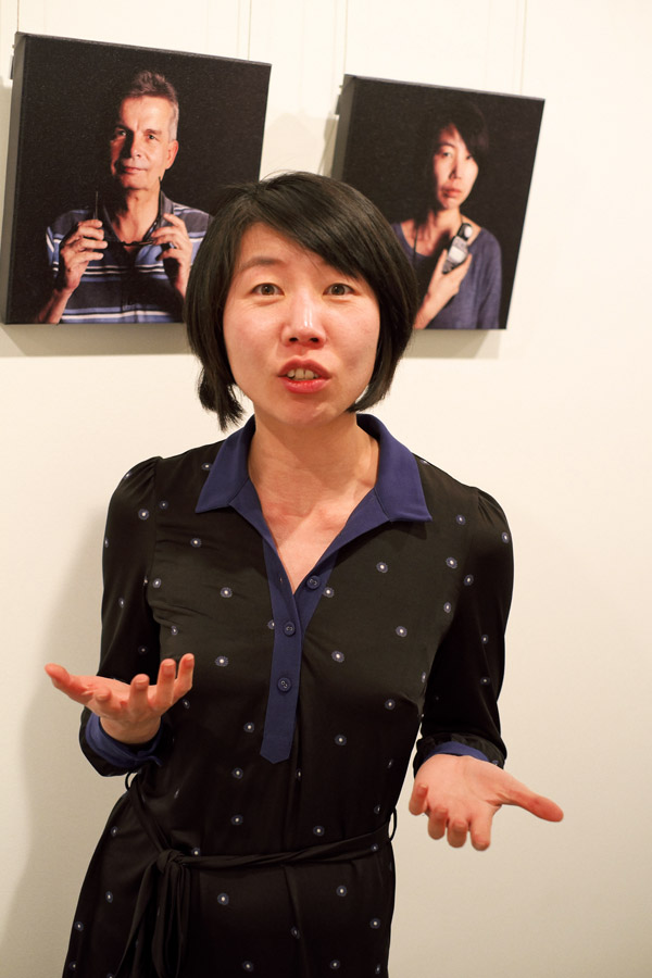 Artist Portrait - Soyoun Kim - Fringe Arts at The Forum
