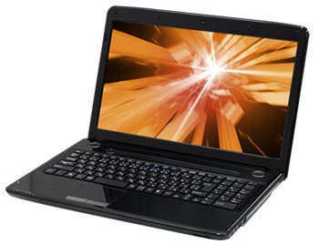 Dospara Note Critea VF3 15.6-Inch Notebook
