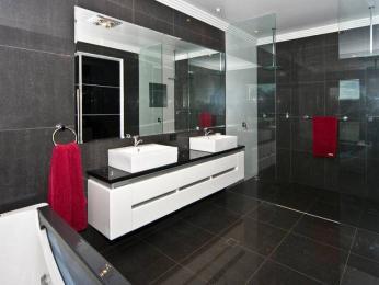 27 desain kamar mandi super mewan dan elegan   tabloid