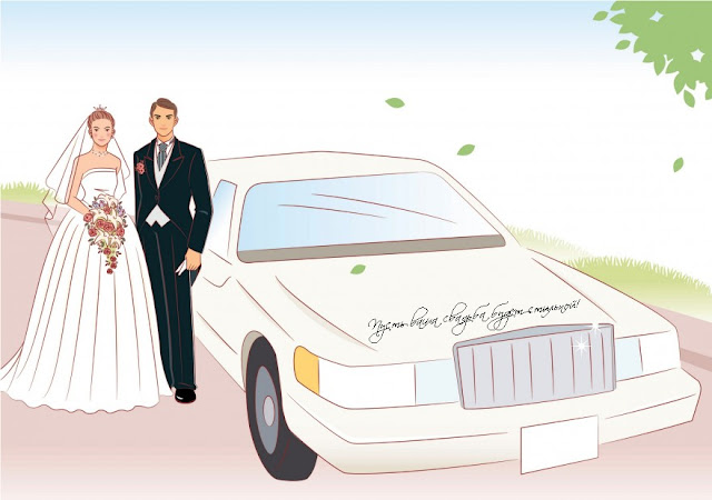 Красивая свадьба. Нижний Новгород.