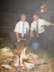 Roasting Marshmallows with Elder Porter--1/15