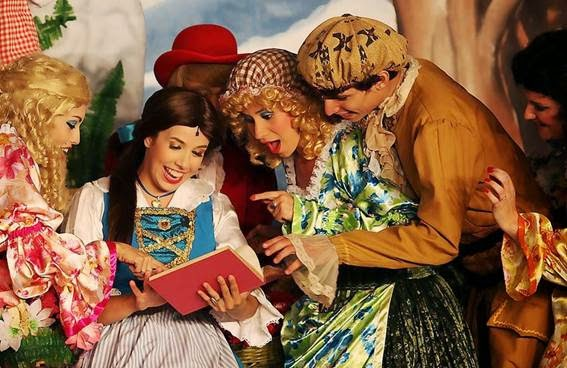 Bangu Shopping apresenta a peça infantil 'A Bela e a Fera'