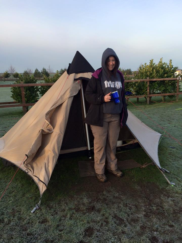 The site - Saxdale House Farm Hunmanby This is one of those little gems that Iu0027m actually reluctant to talk about in case it gets so popular that I canu0027t ... & Witterings of a Camping Addict: January 2016