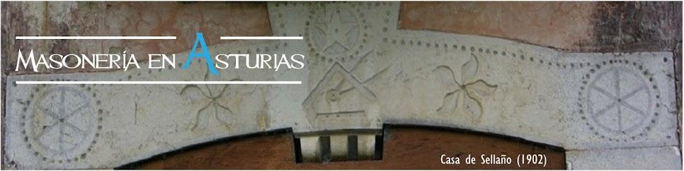 MASONERIA EN ASTURIAS, blog dedicado a los temas de la masonería en Asturias