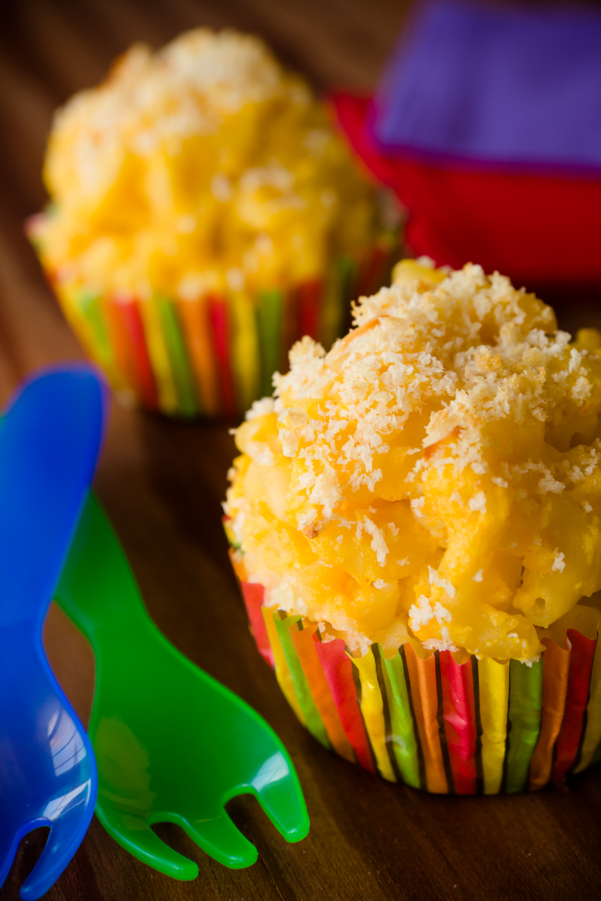 Butternut Squash Mac and Cheese Cupcakes | Cupcake Project
