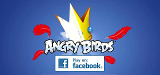Angry Bird on Facebook