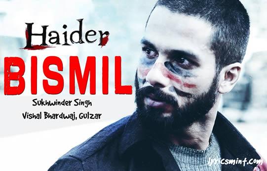 Bismil - Haider