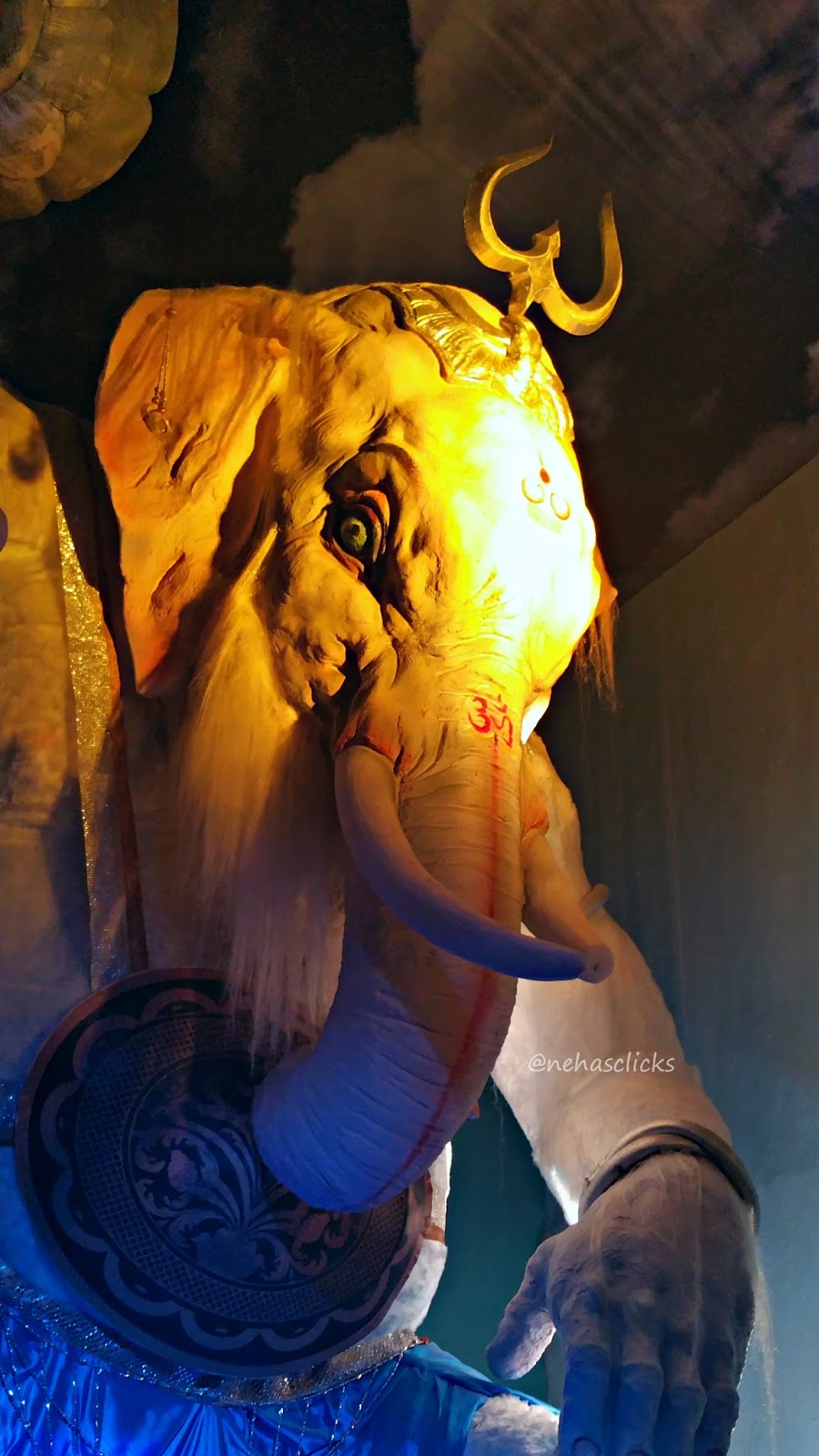 Beautiful Wallpaper Angry Ganpati - nehas_ganpati2015_iceage_20150923_184129  Best Photo Reference_182283      .jpg