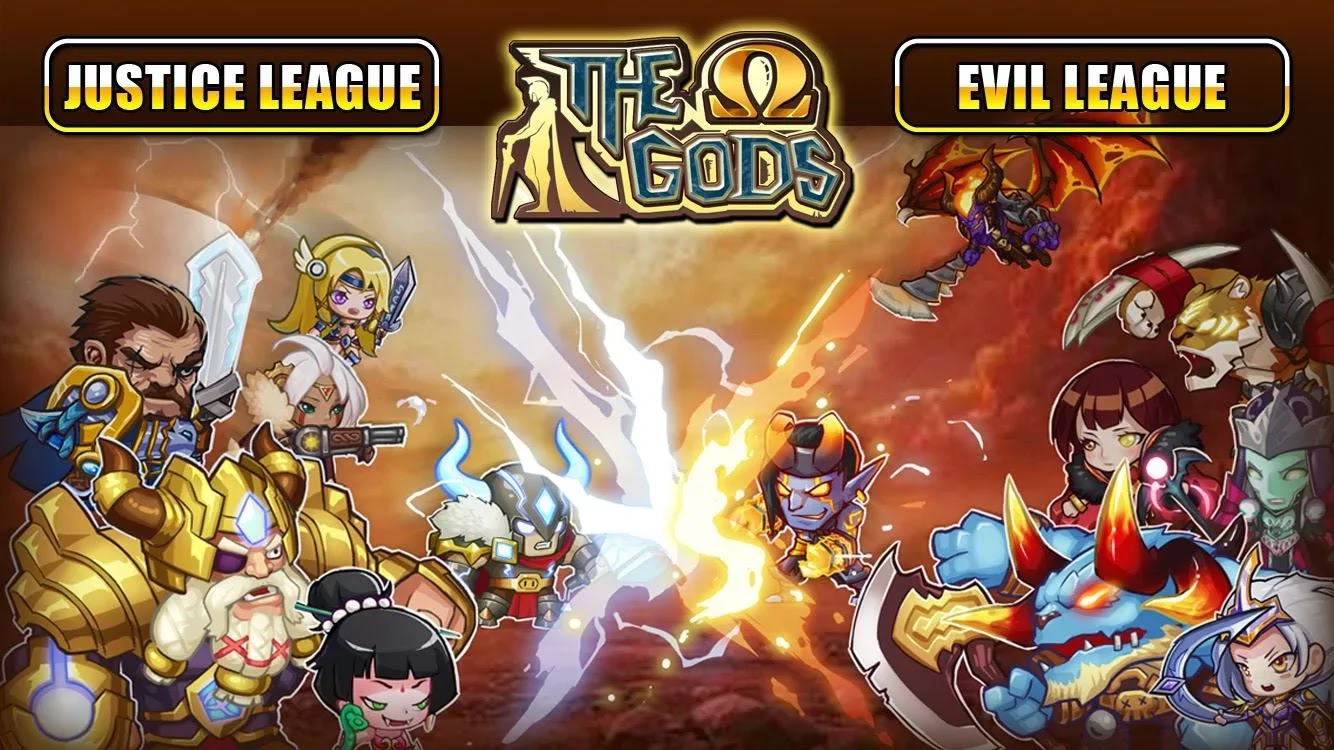 Tải Game The Gods Omega