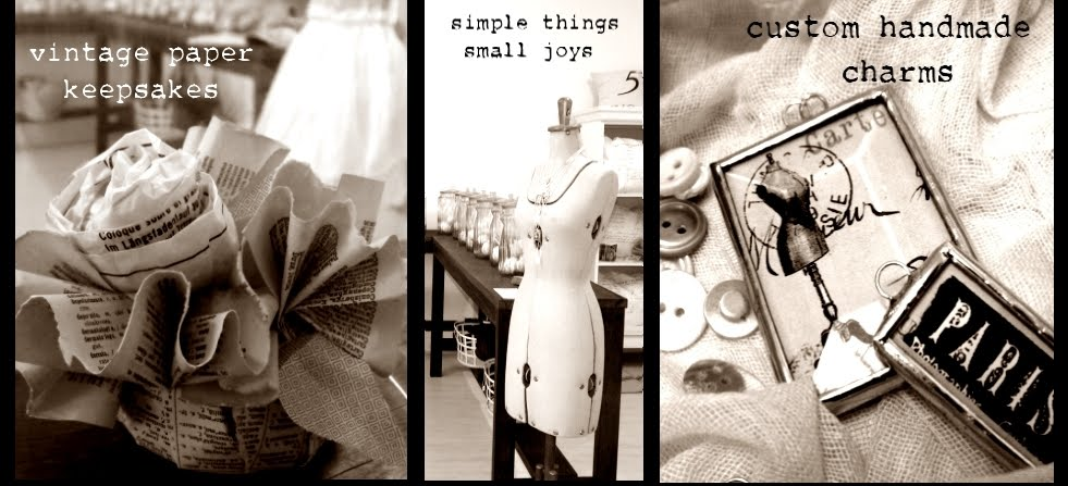 Simple Things Small Joys Store