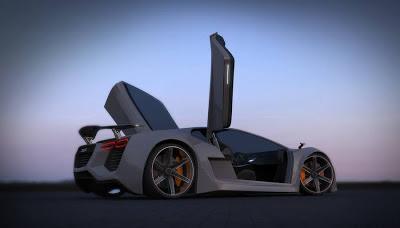 Foto Audi X Quattro 2011