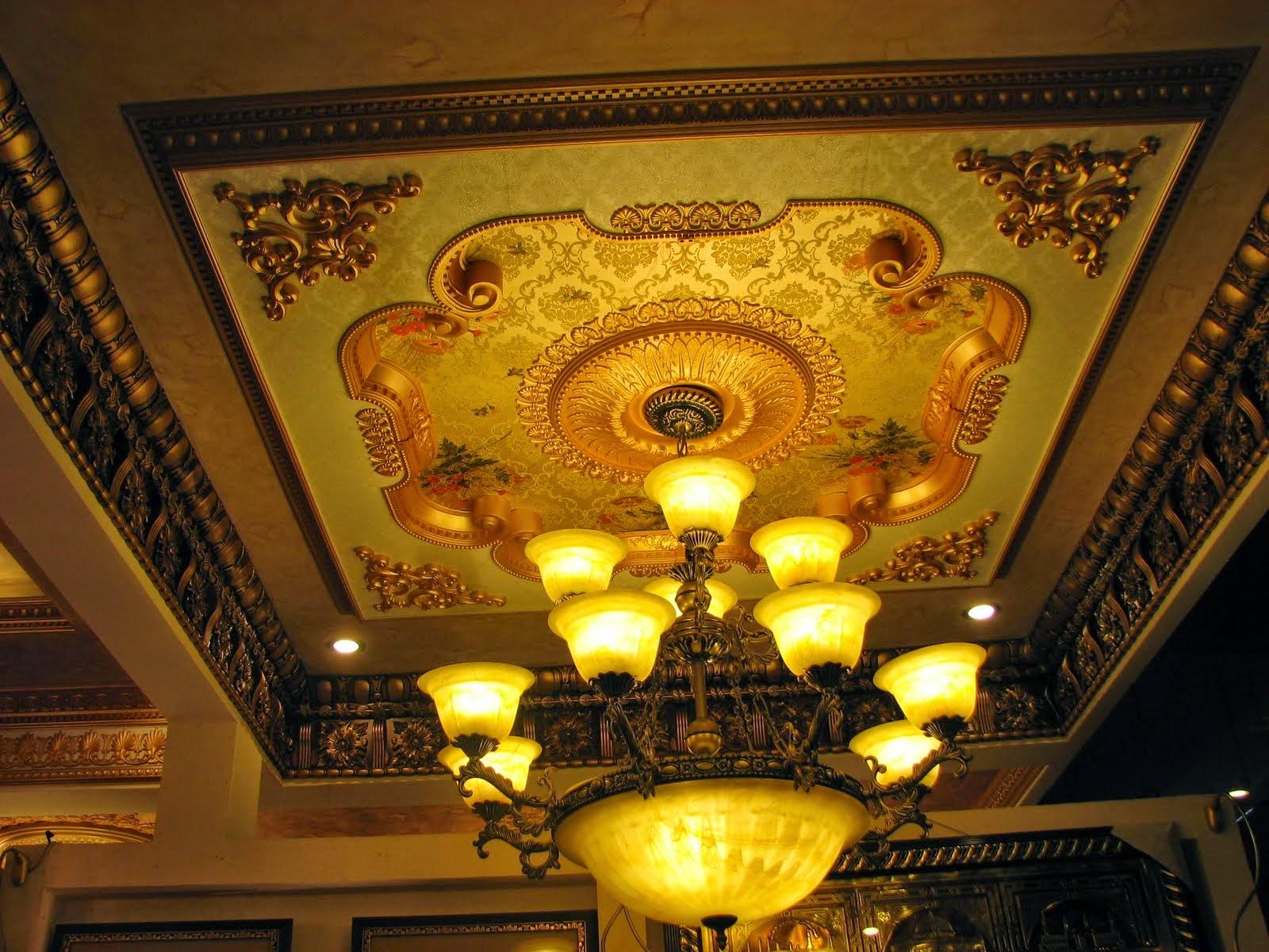 Arsitektur Plafon Rumah Klasik