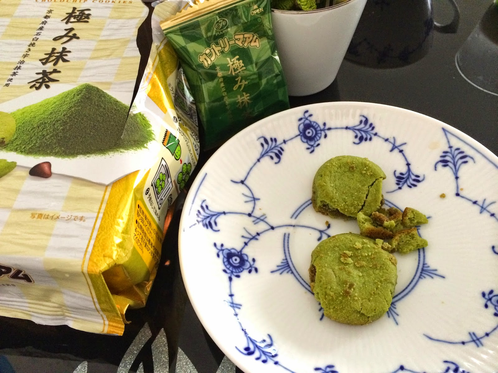 japanese matcha snack sweets japan country mama