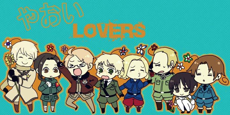 Yaoi Lovers Manga 2.0 - Download de mangas yaoi, shounen-ai e Lemon