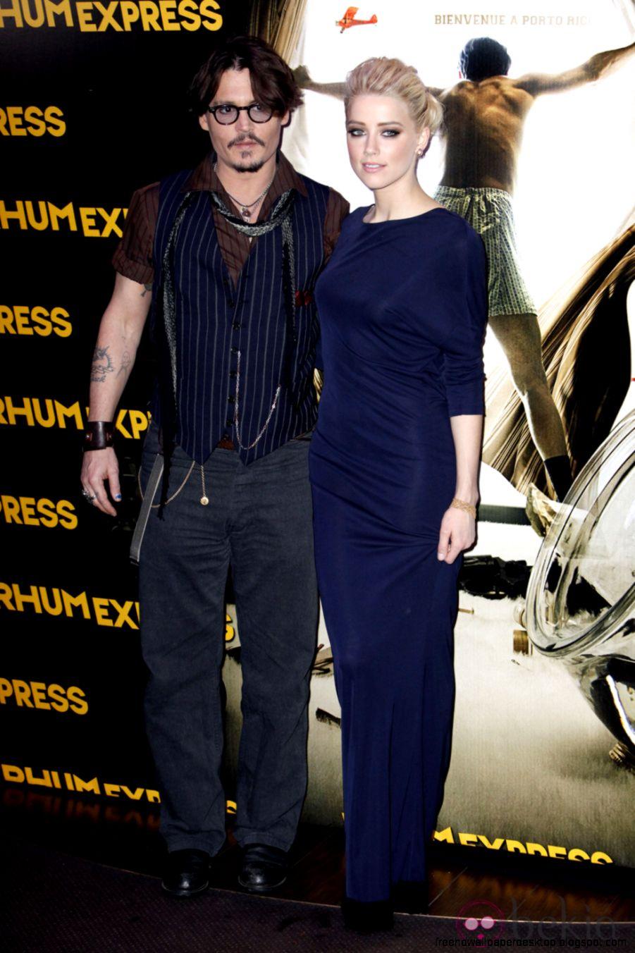 La Cuestión – Semana de boda para Johnny Depp y Amber Heard en Bahamas