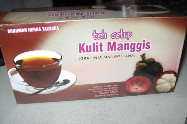 Kapsul Kulit Manggis Garcia