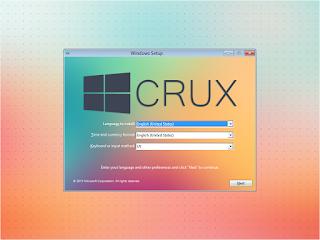 Windows 7 Crux (x64)