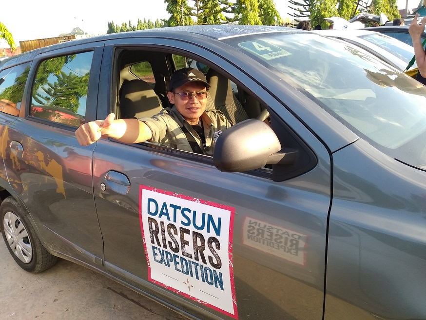 DatsunRisersExpedition Kalimantan I