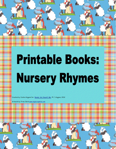 Printable Books for Emergent Readers