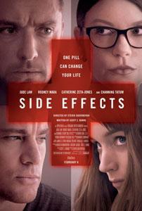 Poster original de Efectos secundarios
