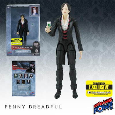"San Diego Comic-Con 2015 Exclusive Penny Dreadful 6"" Action Figures by Bif Bang Pow! - Dorian Gray"