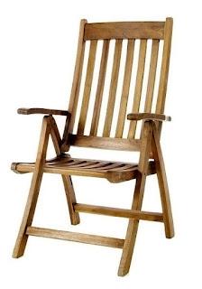 ilginç ahşap sandalye