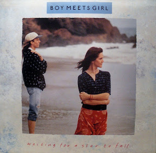 boy meets girl waiting for a star to fall extended Boy meets girl is an american pop-music duo consisting of keyboardist and vocalist george merrill and singer shannon rubicam they are perhaps best known for.