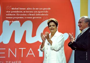 """""""VICE-PRESIDENTE DA REPÚBLICA SENADOR MICHEL TEMER"""""""