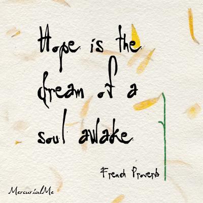 Inspiration - hope