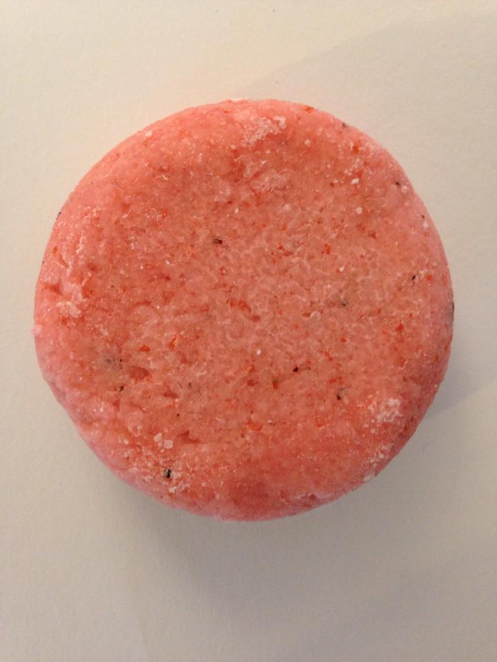 Lush Lullaby Shampoo Bar
