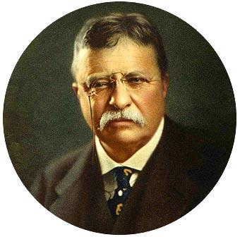 theodore roosevelt vig 233 simo sexto presidente de los