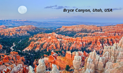 Bryce Canyon National Park is One of Utah's most popular tourist place