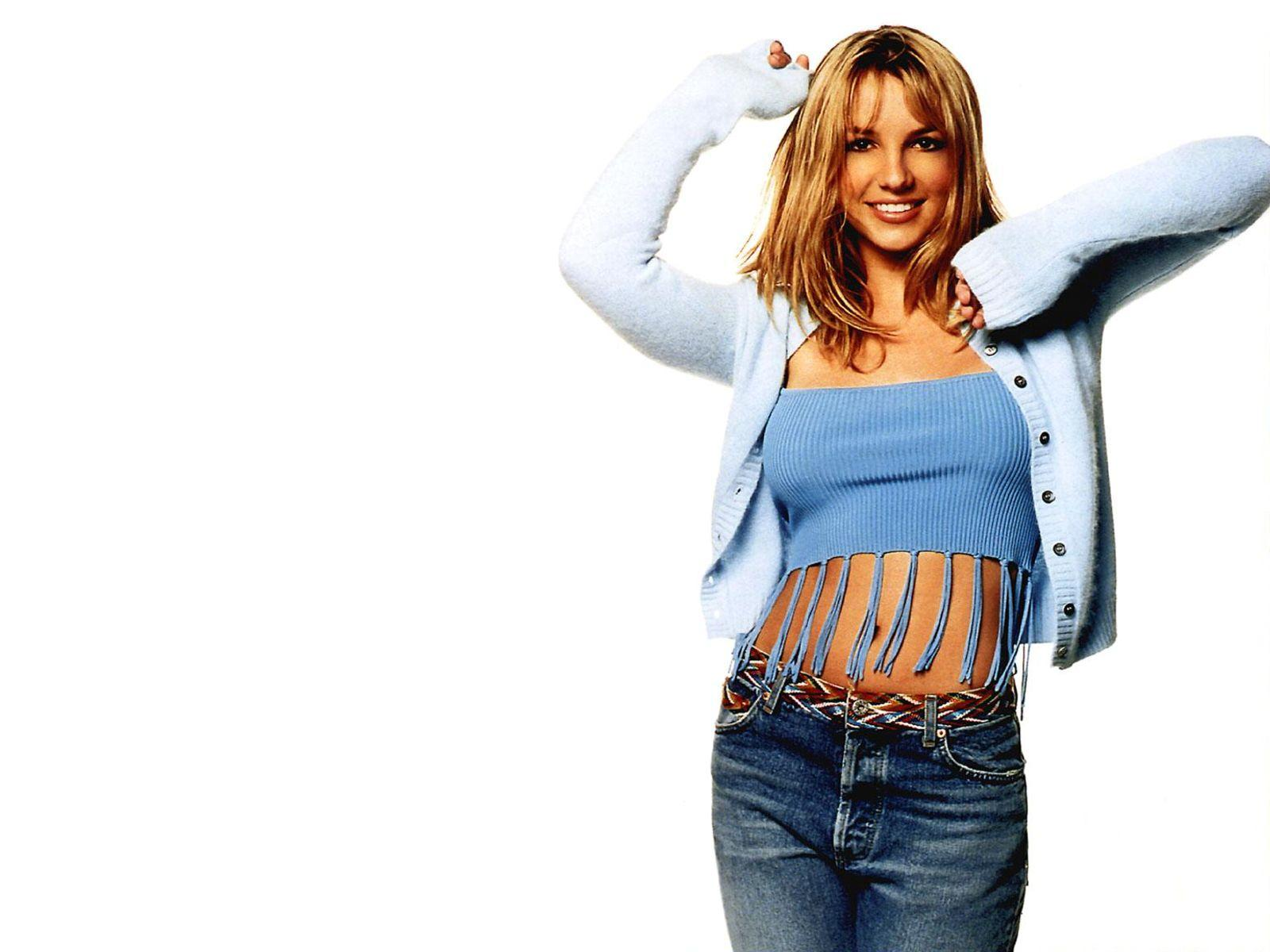 Britney spears cute wallpaper