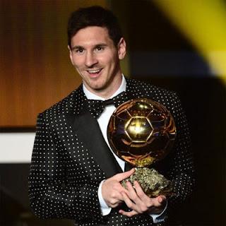 Messi cuarto Balón de Oro consecutivo. El único en la historia