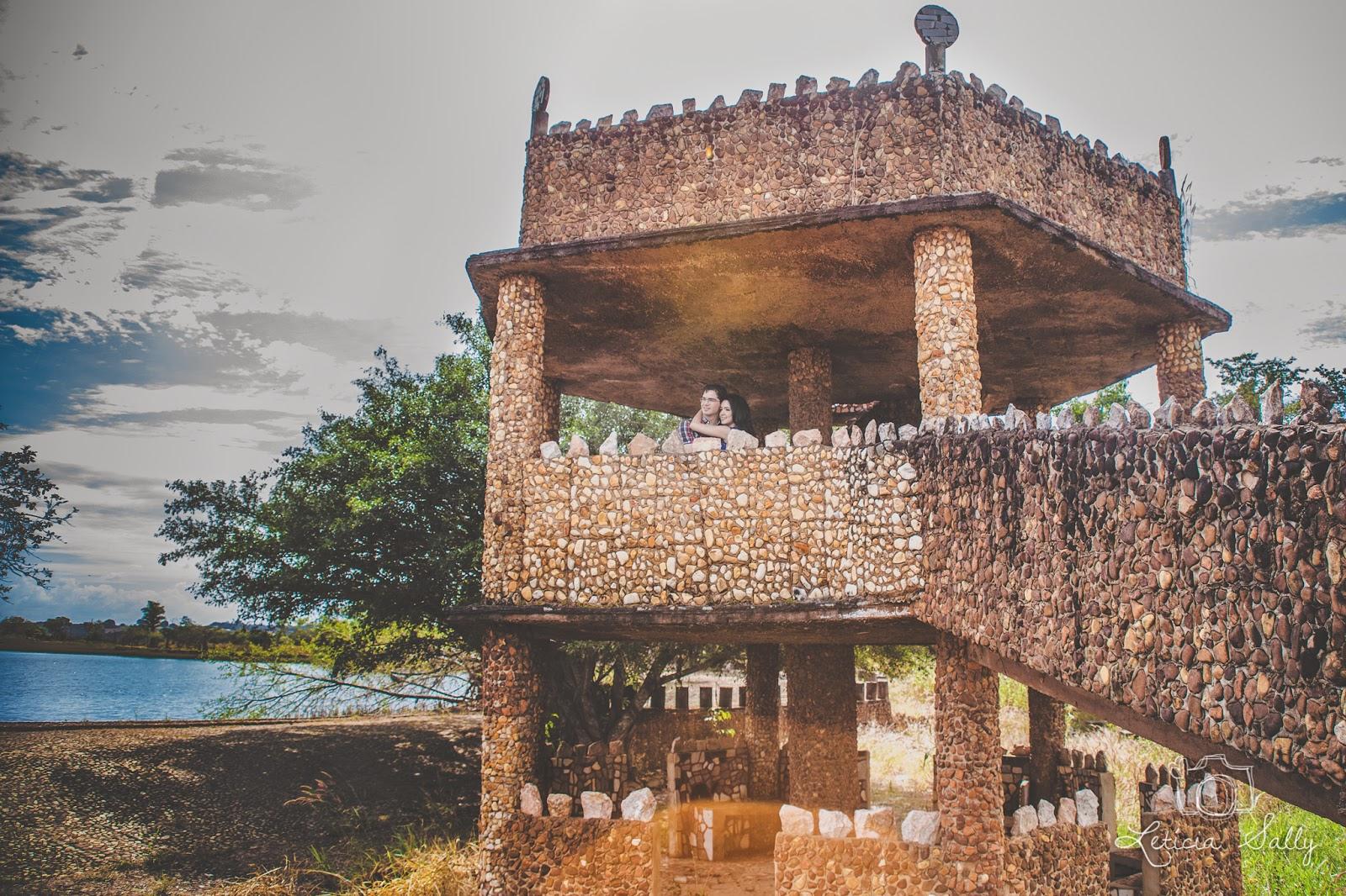 Castelo Freud no Brasil - Hidrolândia, Goiás